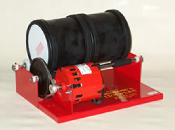 Double 3-Lb Barrel Rotary Rock Tumbler (Thumler A-R2)