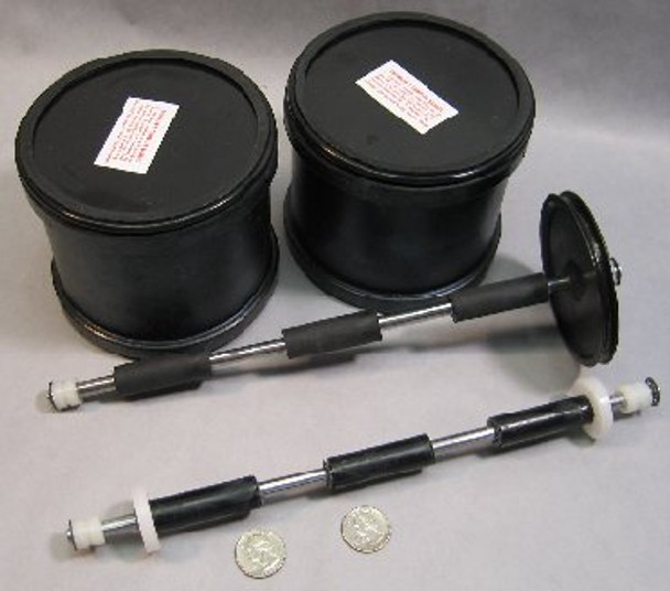 Conversion Kit for Thumler Model B Rotary Tumbler