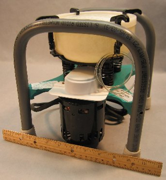 2.5-Lb Bowl Vibratory Rock Tumbler (Tagit Model B)