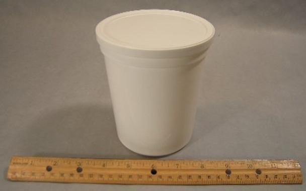 1 Quart 80-Grit Silicon Carbide Rock Tumbling Powder (Coarse, 3.0 Lbs)