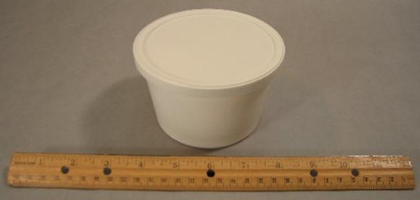 1 Pint 600-Grit Silicon Carbide Rock Tumbling Powder (1.0 Lbs)