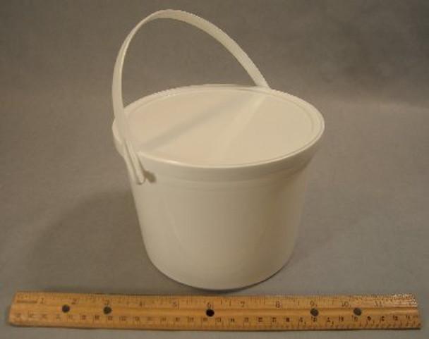 1/2 Gallon 1000-Grit Silicon Carbide Rock Tumbling Powder (4.0 Lbs)