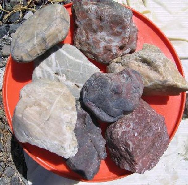 Stoney Creek Jasper Mix (5 Lbs)