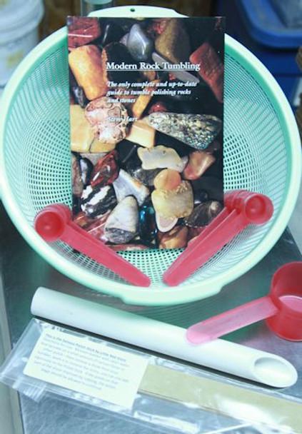Pkg 04--Accessory Kit for Vibratory Rock Tumblers
