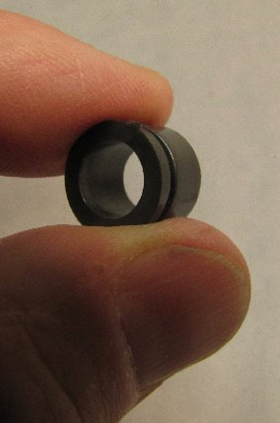 Spare Black Shaft Bearing (with large hole) for Lortone 3A Tumbler
