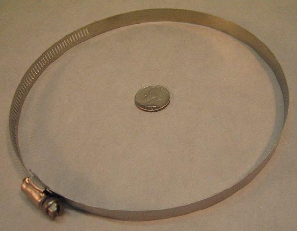 Spare Thumler 12-Lb Barrel Lid Retaining Band (metal)