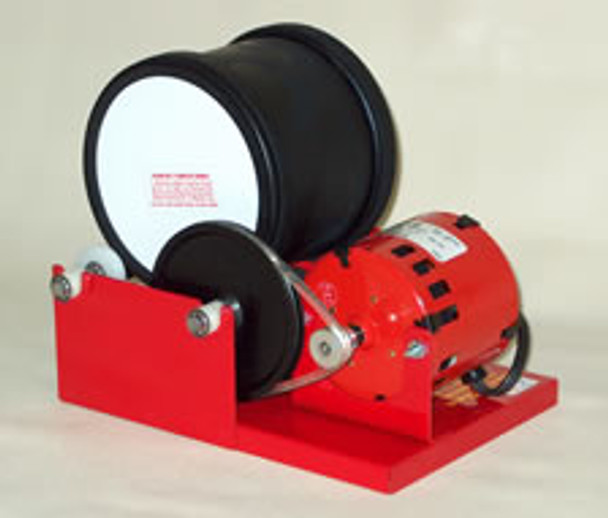 Thumler AR-1 Single 3-Lb Barrel Rotary Rock Tumbler