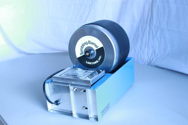 Lortone 45C Single 4-Lb Barrel Rotary Tumbler