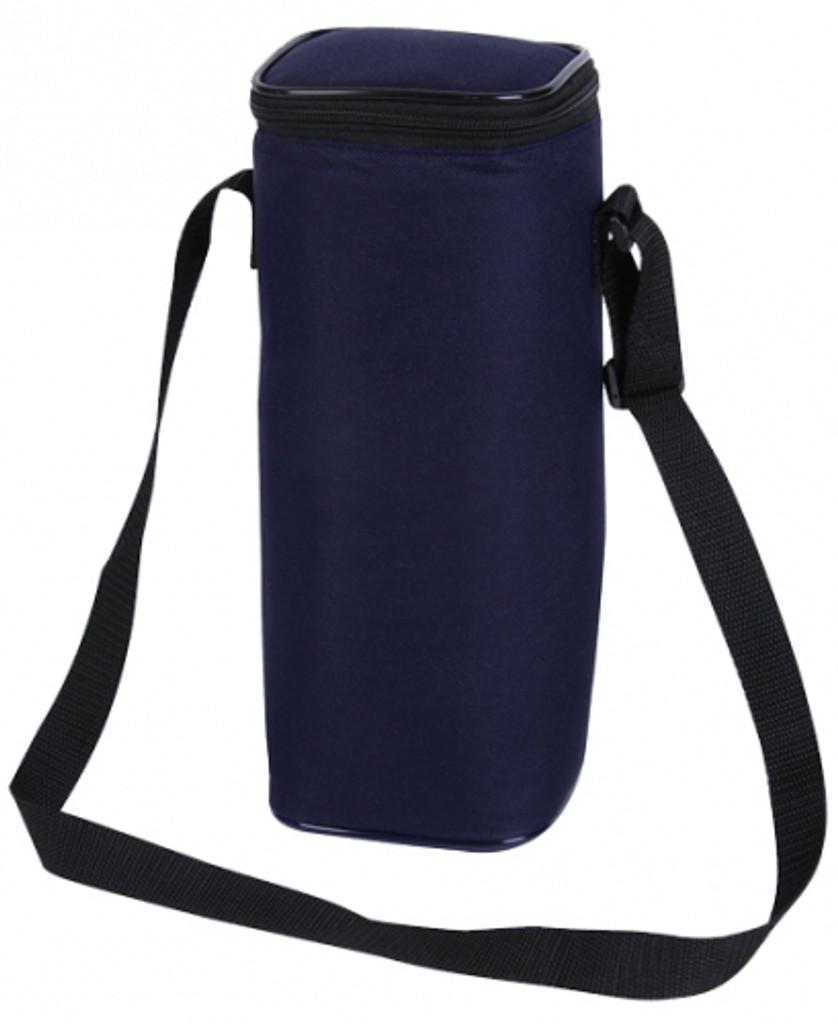 Zipper Closure Wine Cooler
