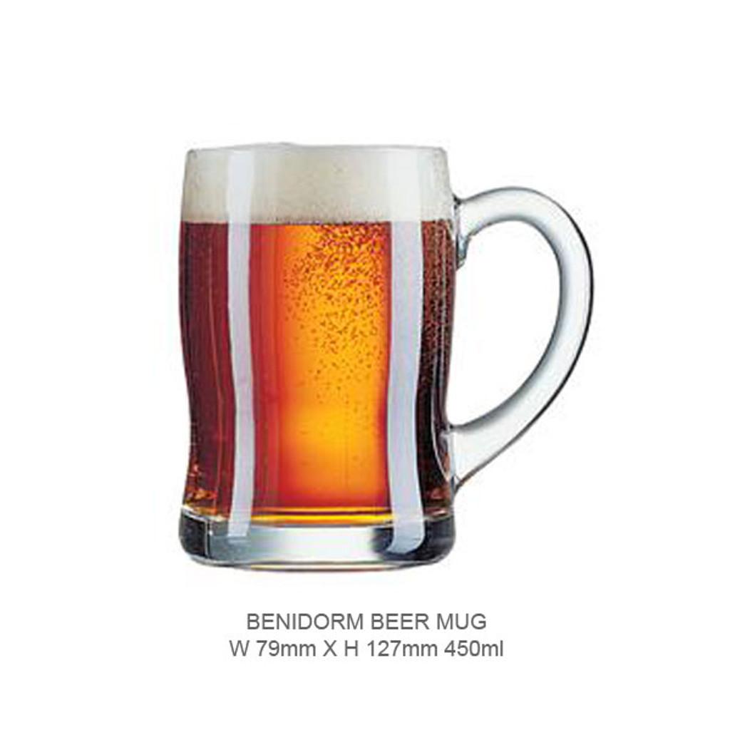 Benidorm Beer Mug