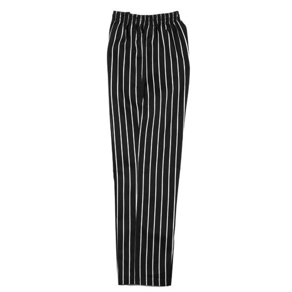 JB's Striped Chefs Pants