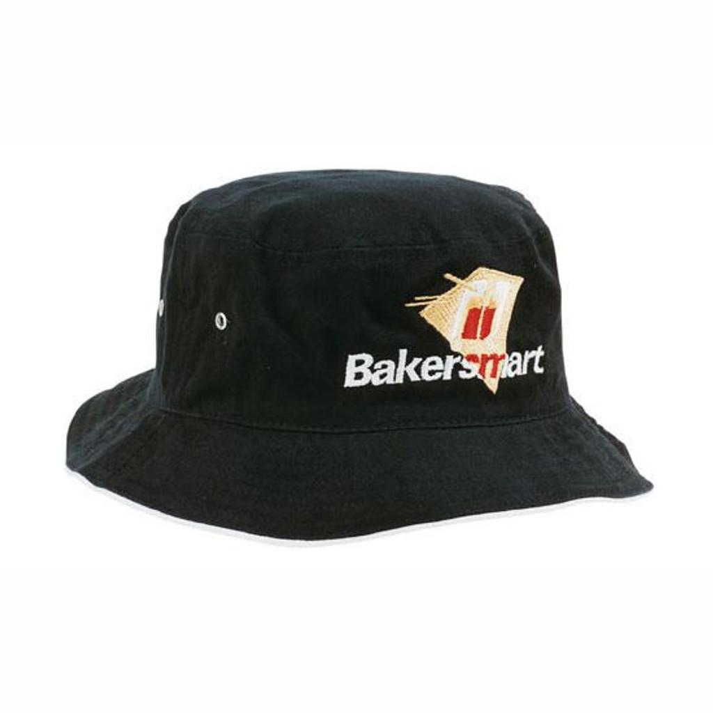 Brushed Sports Twill Bucket Hat