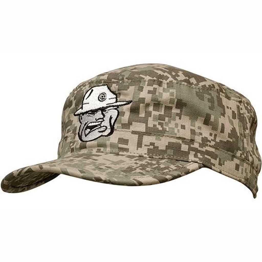 Ripstop Digital Camoflage Military Cap