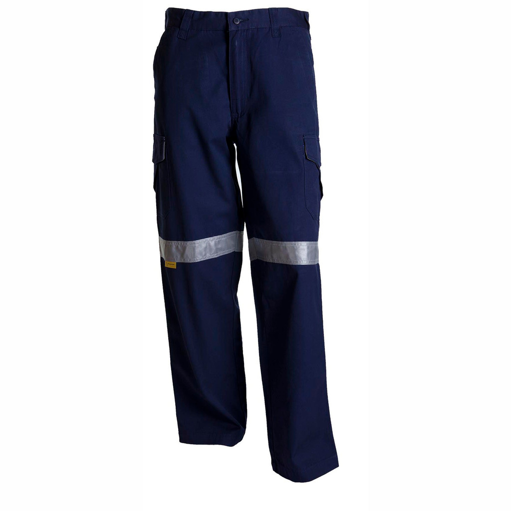 Mid Weight Cargo Trousers Tape