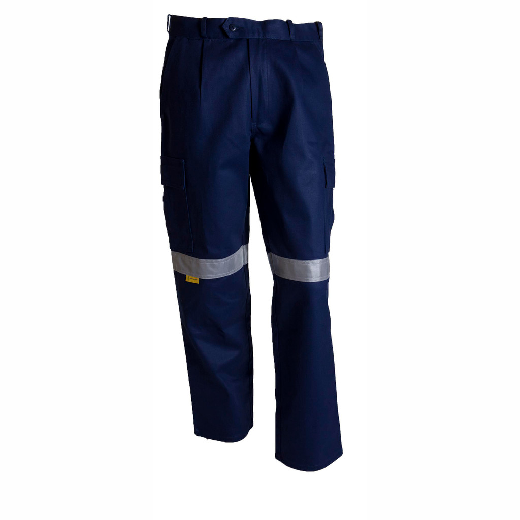 Heavy Weight Cargo Trousers Tape