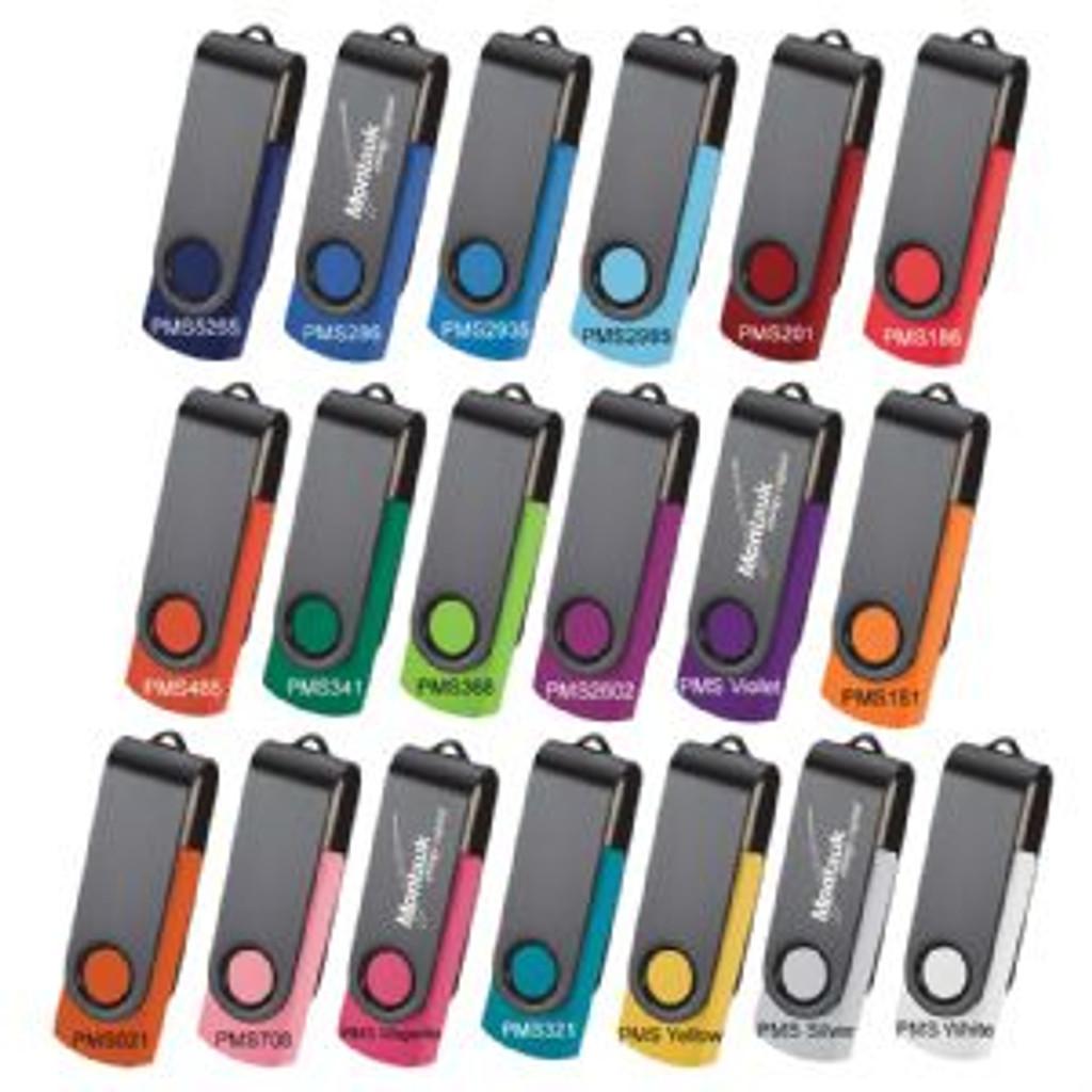 Black Clip USB