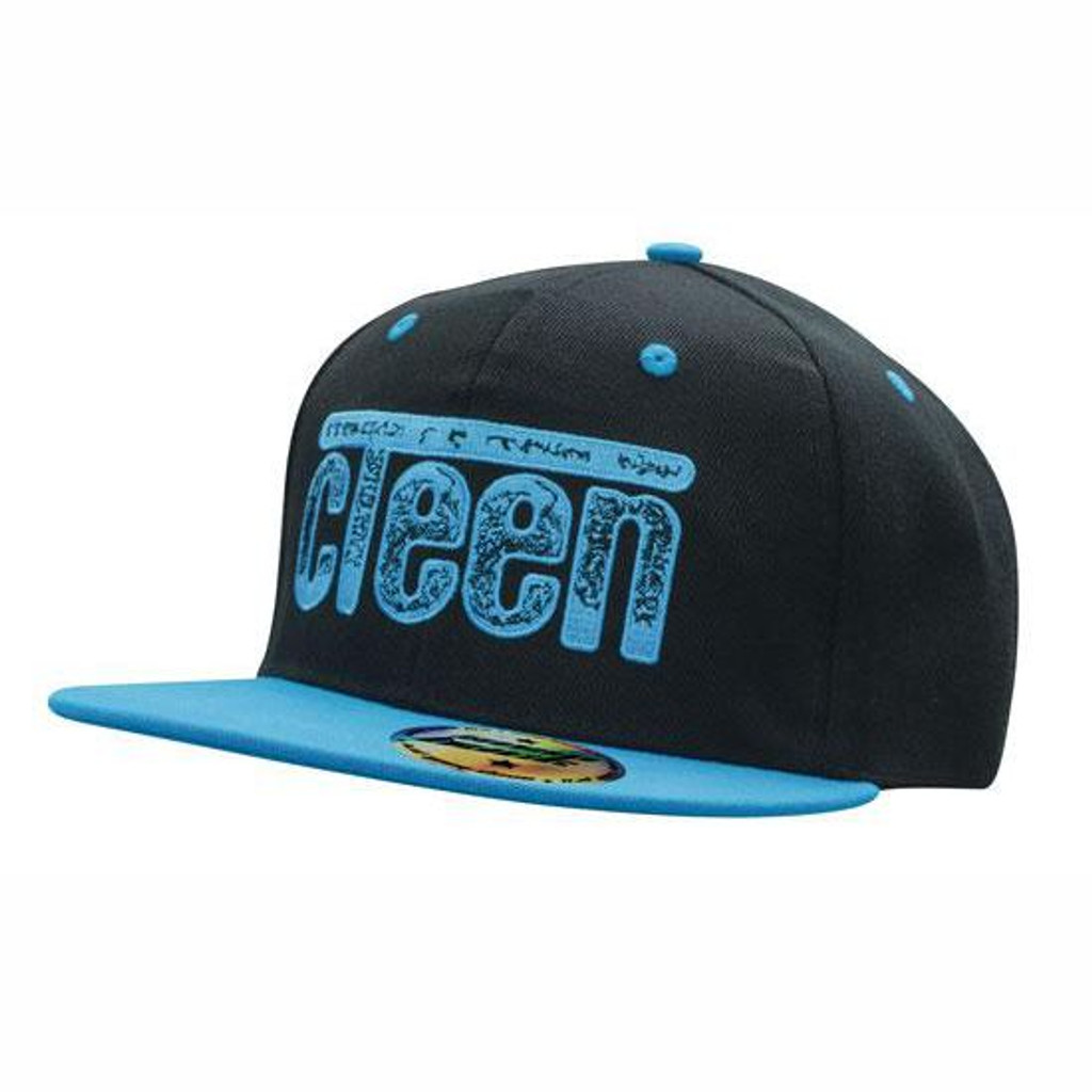 Premium American Twill Two Tone with Snap Back Pro Styling