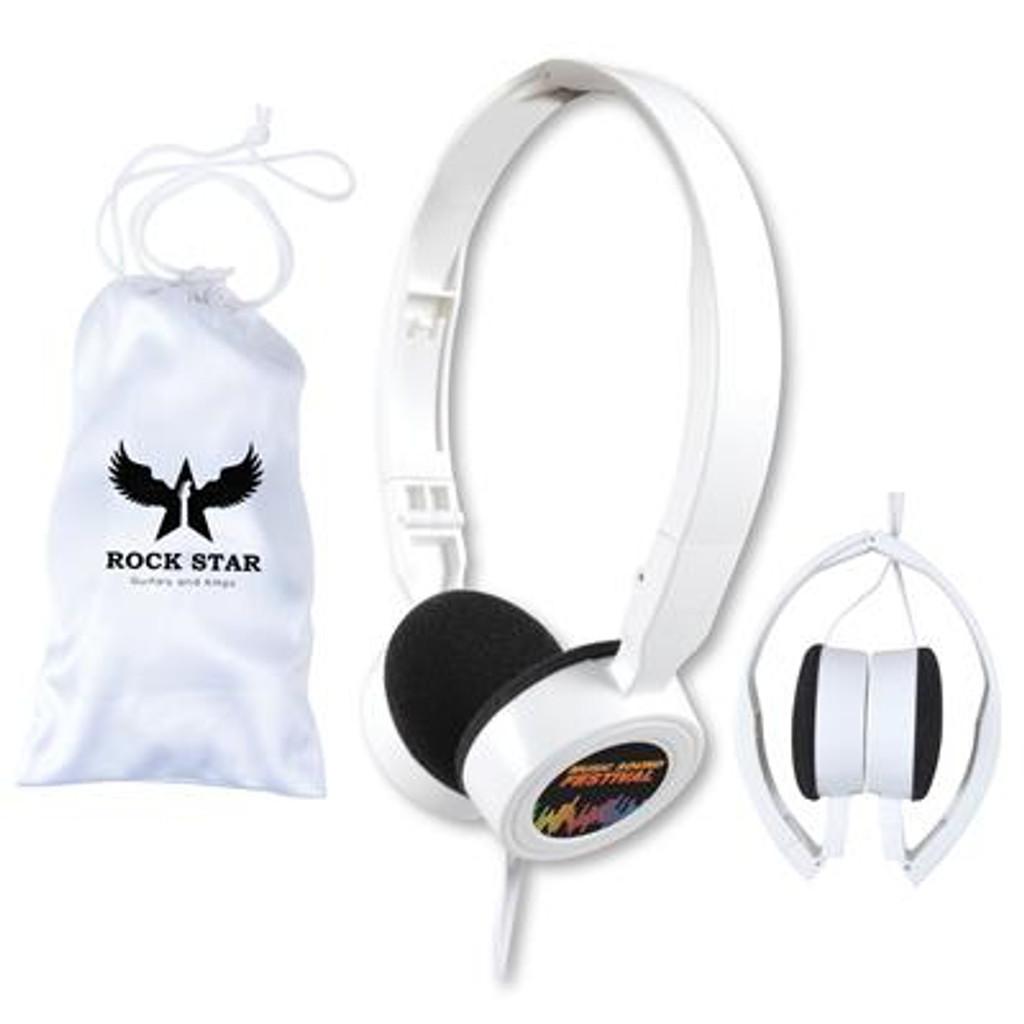 Symphony Set Folding Headphones
