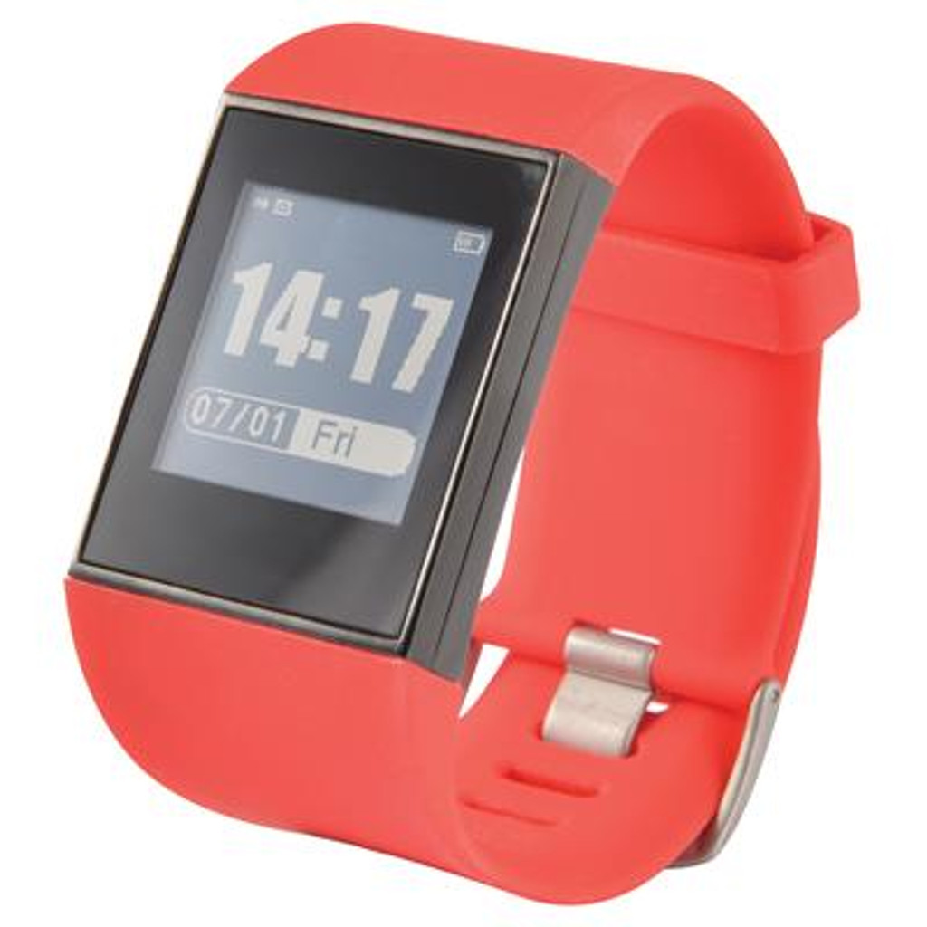 KeepFit Smart Watch with Heart Rate Monitor