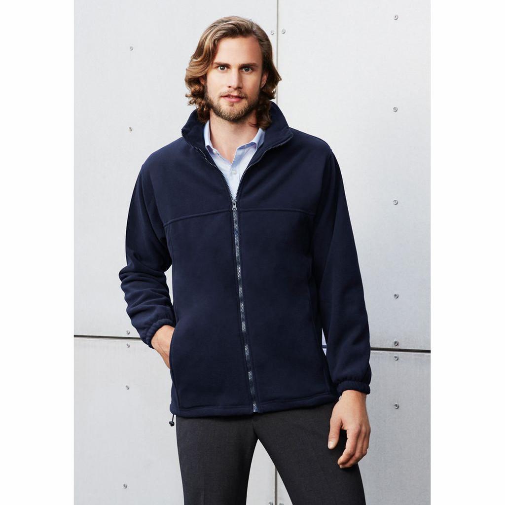 Plain Micro Fleece Jacket