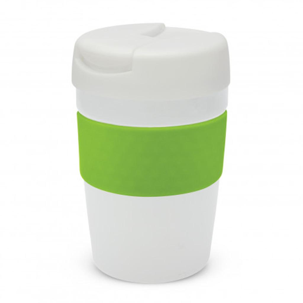 WHITE/LIGHT GREEN