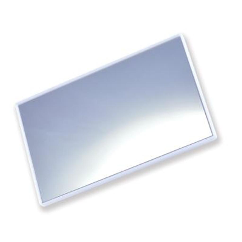 Dental Floss Dispenser with Mirror
