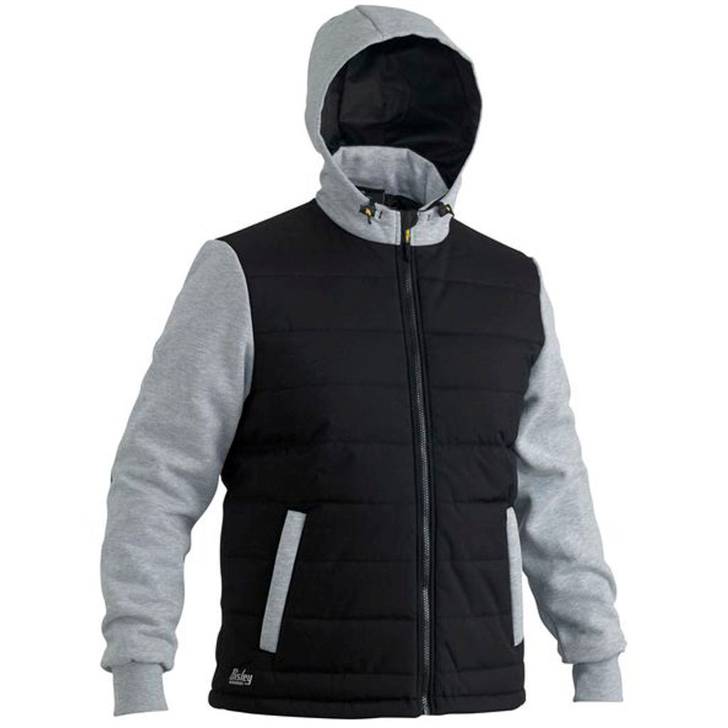 Flex and Move Puffer Hoodie