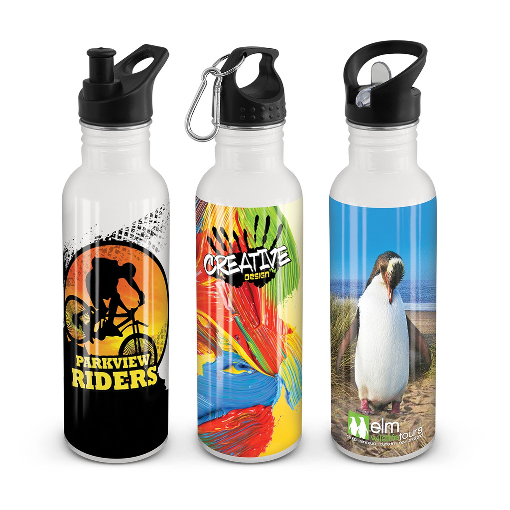 *NEW* Nomad Bottle - Full Colour