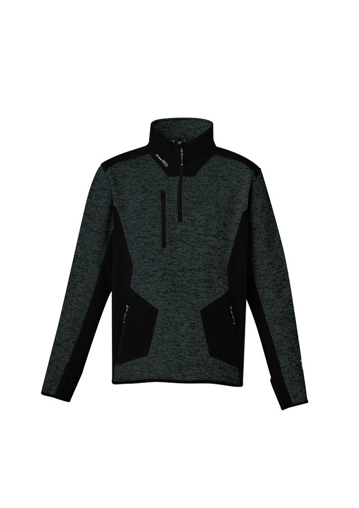*NEW* Unisex Streetworx Reinforced 1/4 Zip Pullover