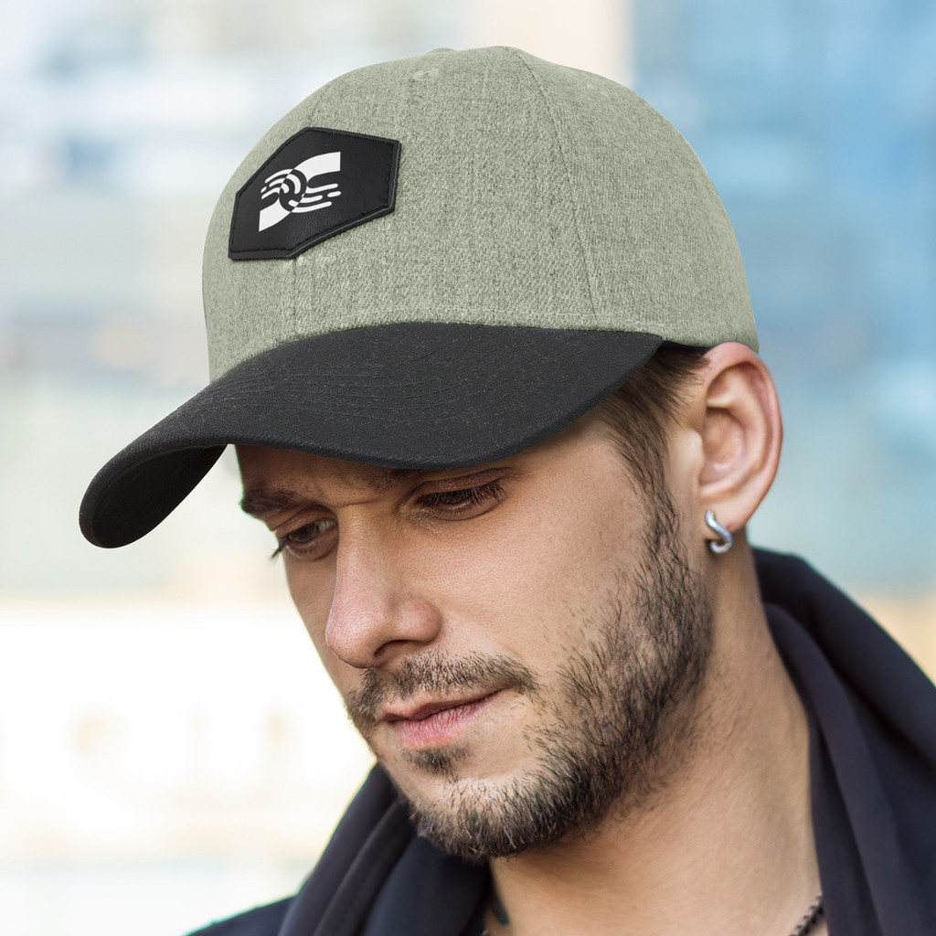 *NEW* Raptor Cap with Patch