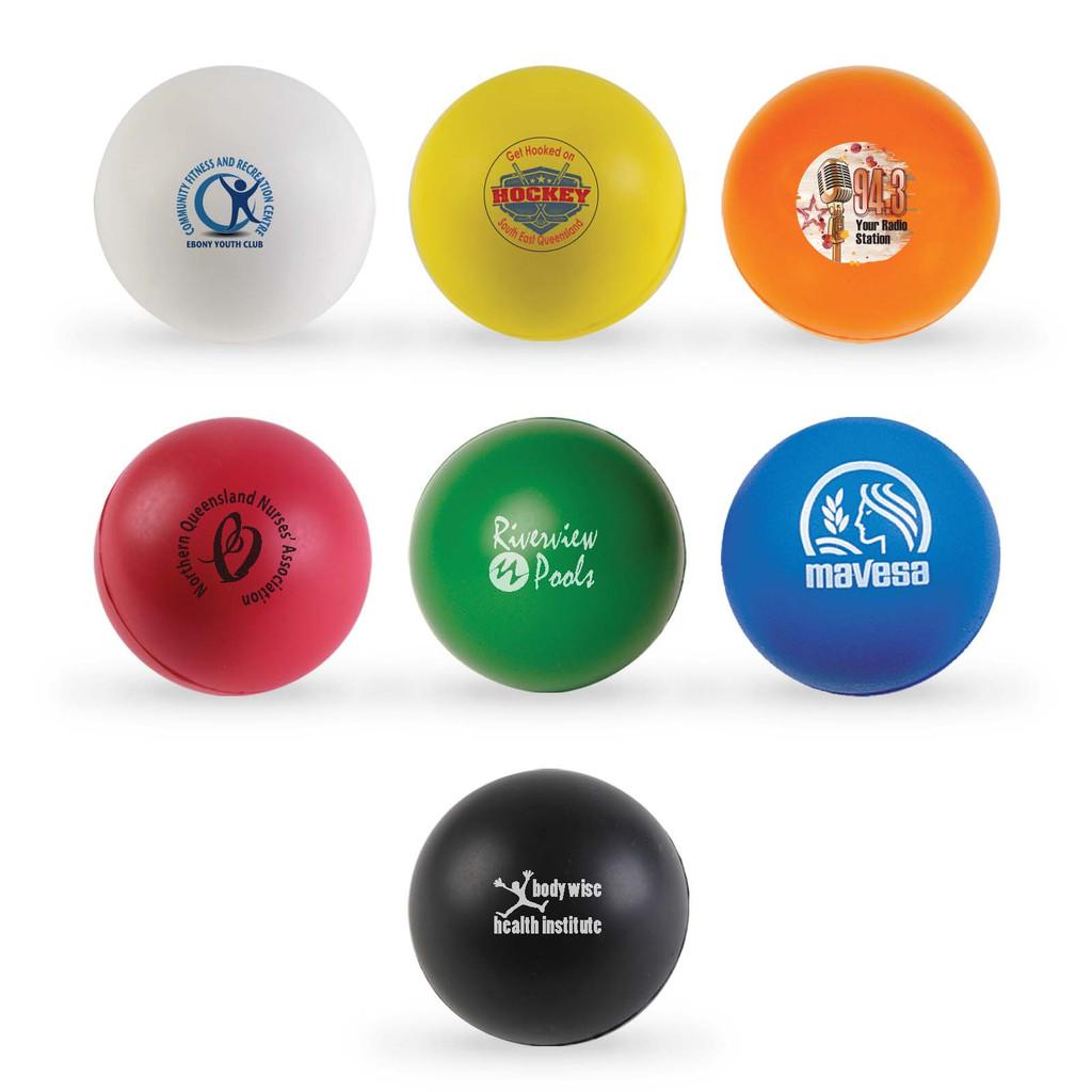 Round Stress Toy