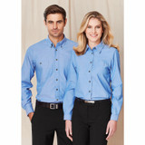 Chambray Wrinkle Free