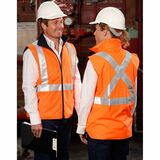 Reversible Hi Vis Safety Vest