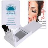 Compact Makeup Brush Set