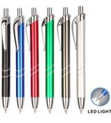 Metal Led Light Pen