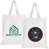 Bamboo Short Handle Tote Bag