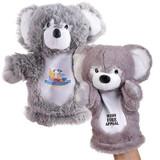 Koala Plush Hand Puppet
