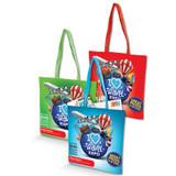 Cotton Tote Bag with Full Colour Design