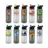*NEW* Triton Elite Drink Bottle - Clear and Black