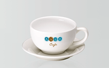 Cappuccino Saucer - Cafe Range