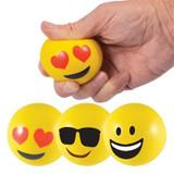 *NEW* Emoji Stress Ball Reliever