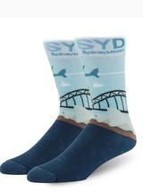 Swanky Socks - Custom Print