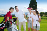 Executive Golfing: Advertising on the Day Off