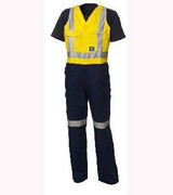 Hi-Vis Overalls: Mining with Style and Practicality