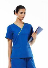 Looking Fashionable, Even in Scrubs