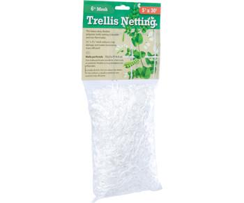 "Trellis Netting 3.5"" Mesh 5'x15'"