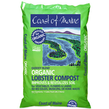 Coast of Maine Lobster Compost 1cf
