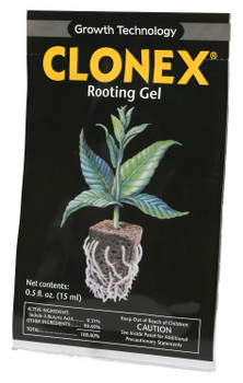 Clonex Rooting Gel Packets, 15 ml