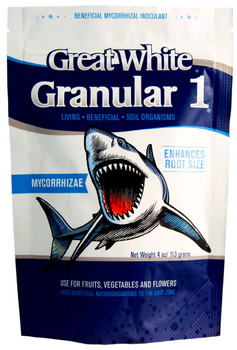 Great White Granular 1, 4 oz