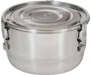 """CVault 4 Liter Humidity Curing Storage Container, 9"""" x 5.5"""""""